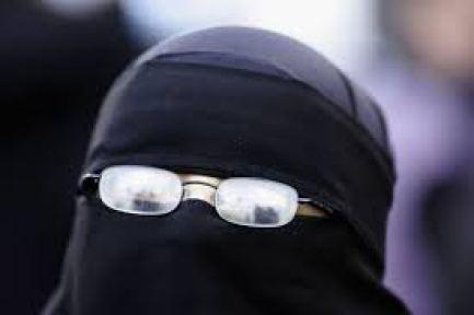 burka cu ochelari