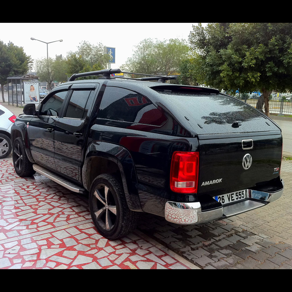 100 Vw Amarok Vw Amarok Highline 180 Hp Auto In