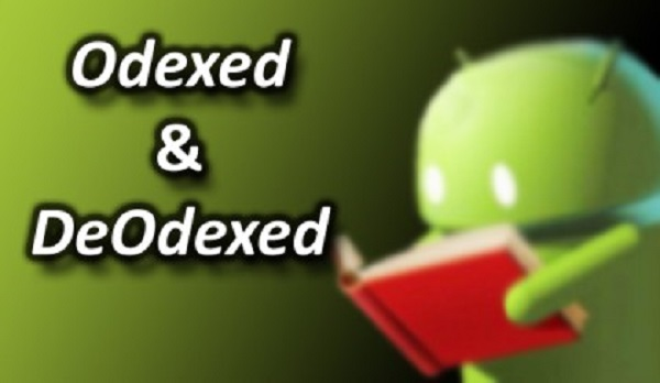 odexed vs deodexed
