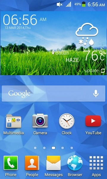 Download Galaxy S5 Weather Widget To Galaxy S4 - Dory Labs