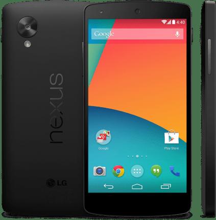 Nexus-5 stuck in bootloop