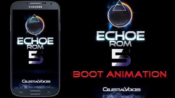 echoe s5 rom will transform galaxy s4 into galaxy s5