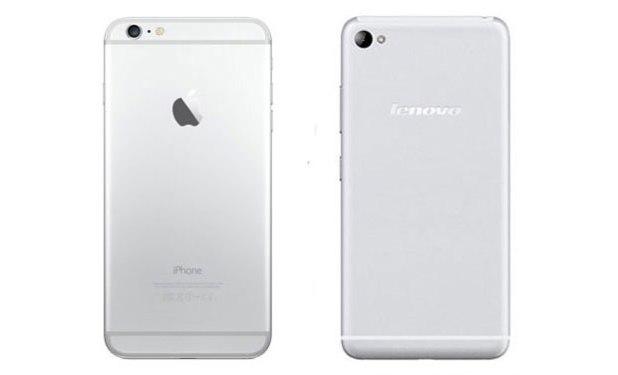 lenovo sisley s90 iphone 6 clone