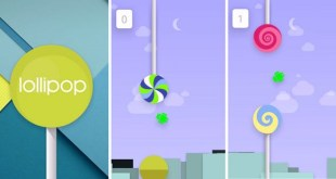 Get Lollipop Easter Egg in every ROM
