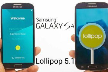 Android 5.1 Lollipop CyanogenMod 12.1
