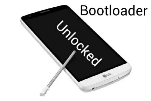 unlock bootloader lg g3 stylus