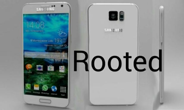 Root Galaxy S6