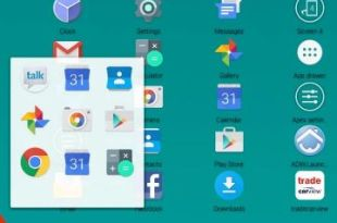 Galaxy S6 TouchWiz Launcher Theme