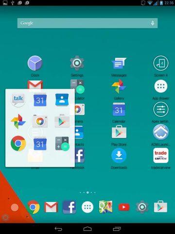 Galaxy S6 TouchWiz Launcher Theme