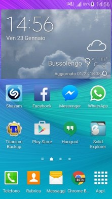 galaxy s5 accu weather lollipop
