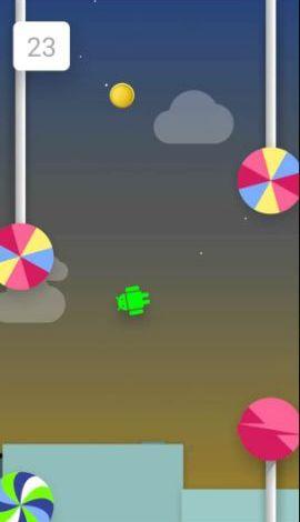 make Lollipop Easter egg easy to play