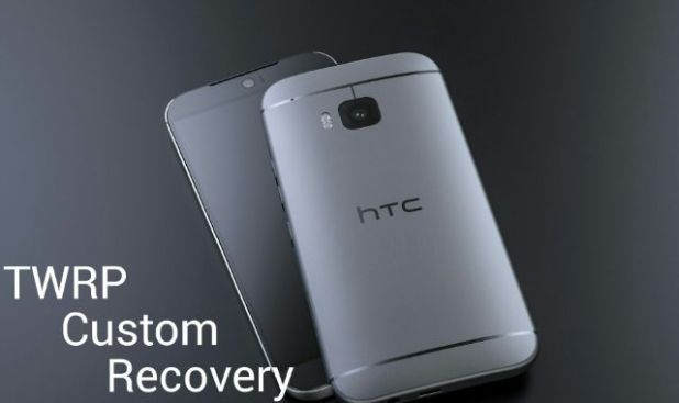 TWRP Custom Recovery For HTC One M9 - Download & Install