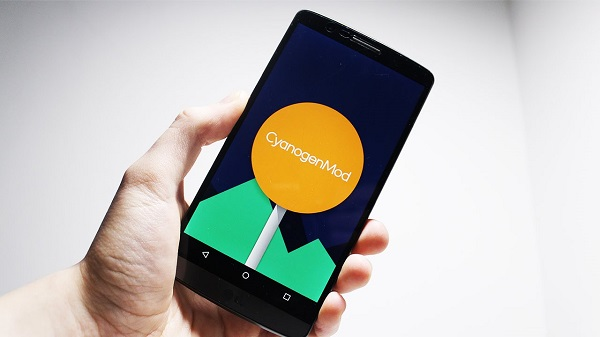 CyanogenMod 12.1 Android 5.1 Lollipop on LG G3