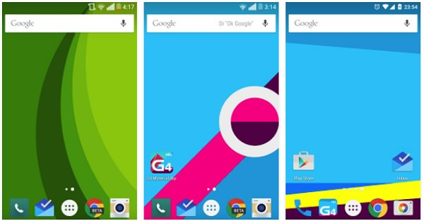 Download Lg G4 Wallpaper Pack Ux 40 Material Design