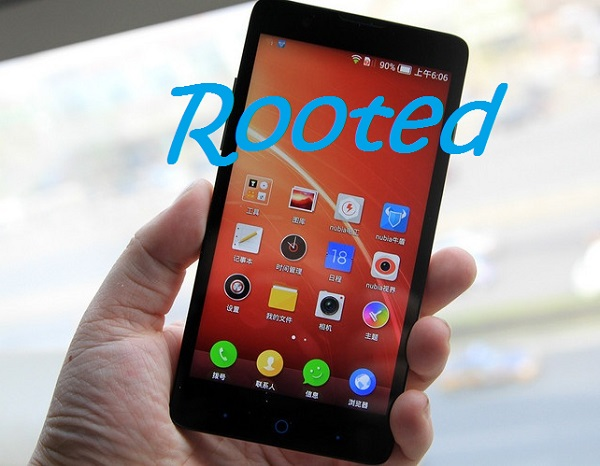 ZTE-RedBull root and custom recovery
