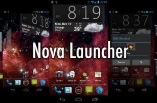 Nova Launcher 4.0
