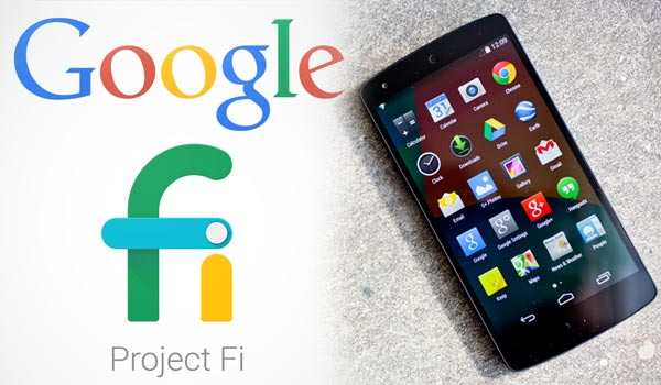 Project Fi enabled on Nexus 5