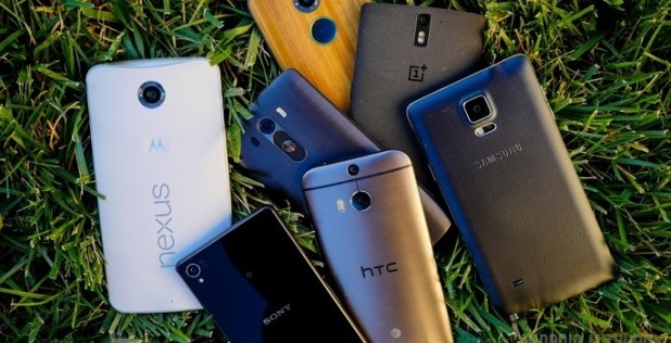 flagship smartphones of 2015