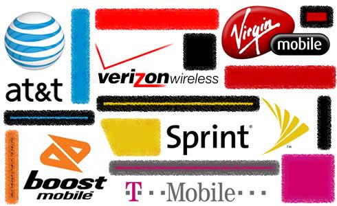 top smartphone carriers