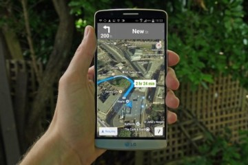 LG G3 gps issues