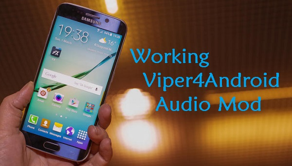 Viper4Android Galaxy S6 Marshmallow