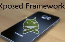 Galaxy S6 Xposed TouchWiz Marshmallow
