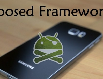 Galaxy S6 Xposed TouchWiz Marshmallow