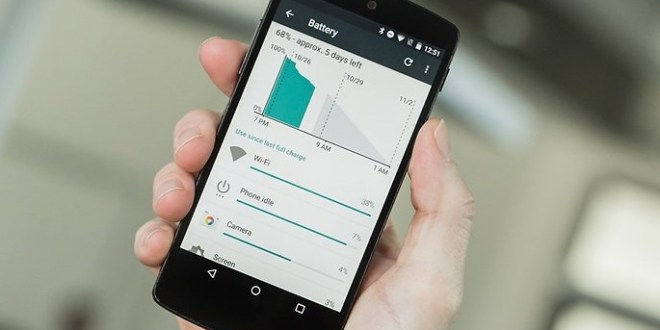 WiFi Battery Drain Marshmallow solved