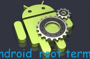 Android root terms