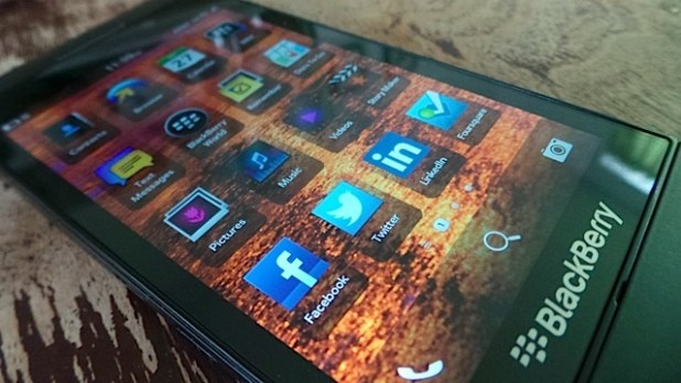 Blackberry Apps for Android