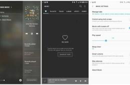 Galaxy S8 Music App