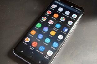 Galaxy S8 apps