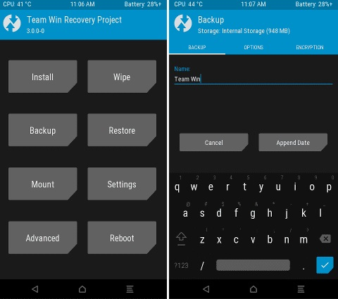 How To Install TWRP Recovery on Exynos Galaxy S8 & S8 Plus