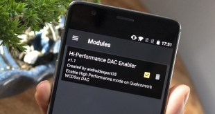 qualcomm snapdragon enable dac