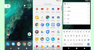 Pixel Launcher Android 8.0