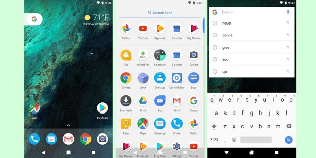 Download Pixel Launcher Android 8 0 Oreo APK - No Root - Dory Labs