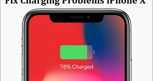 Fix charging problem iPhone X