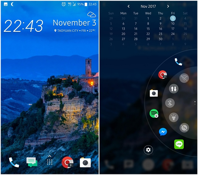 Download the Latest HTC U11+ Apps (Launcher, Weather Widget