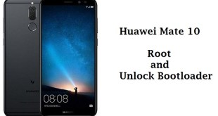 Huawei Mate 10 root and unlock bootloader