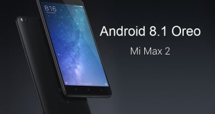 Xiaomi Mi Max 2 Android 8.1 Lineage OS 15.1