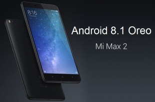 Xiaomi Mi Max 2 Android 8.1 Lineage OS 15.1