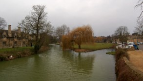 The water meadows.