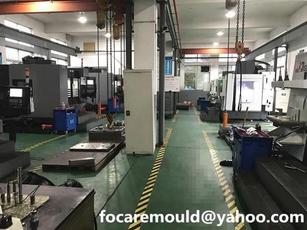 fabricante de moldes de inyeccion china