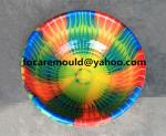 mezclar molde de cuenca de color