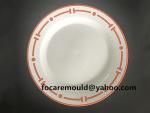 plato de cena molde 2k