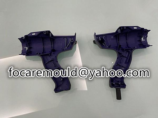 Pistola de aire caliente de 2 componentes