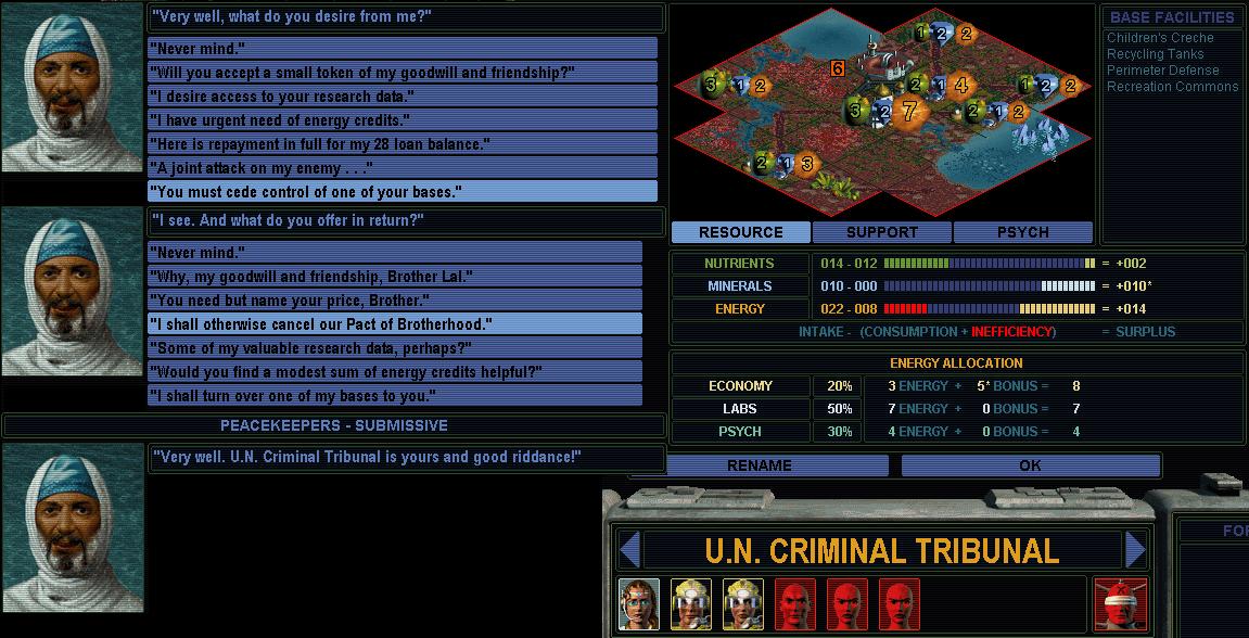 Sid Meier's Alpha Centauri - The Lord's Believers