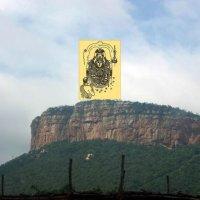 சிலப்பதிகாரம் - வேங்கட மலையில் நிற்பது யார்?