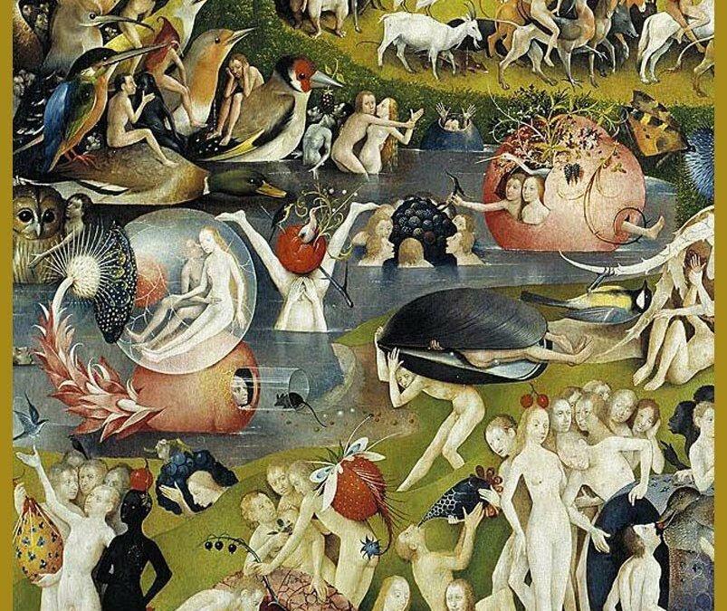 """""""Libro del cielo y del infierno"""" por J. L. Borges y A. B. Casares (extractos)"""