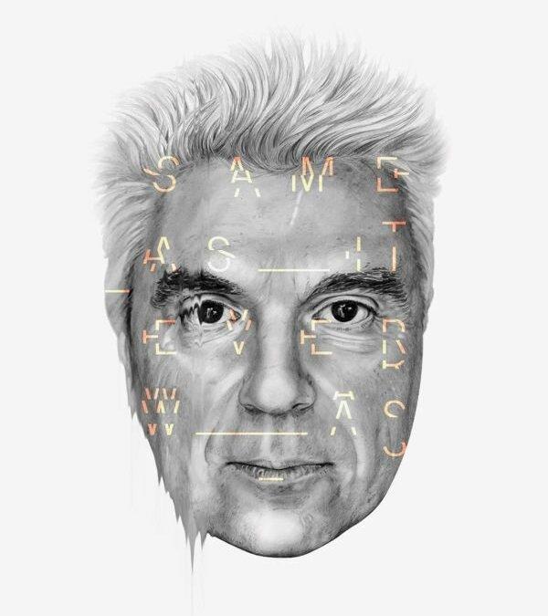 Creación a la inversa, por David Byrne
